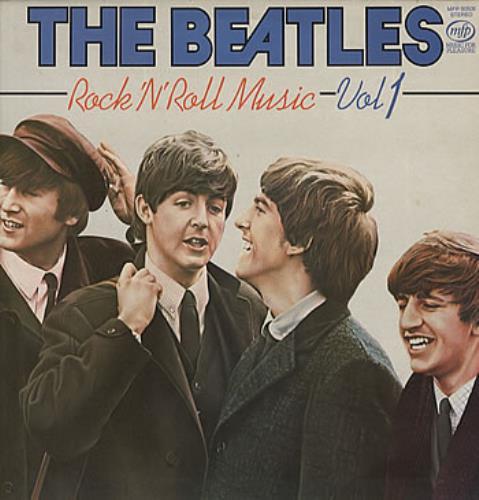 BEATLES, THE - Rock 'N' Roll Music Vol. 1 - Maxi 33T