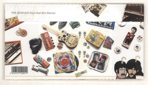 BEATLES, THE - Royal Mail Mint Stamps - Others