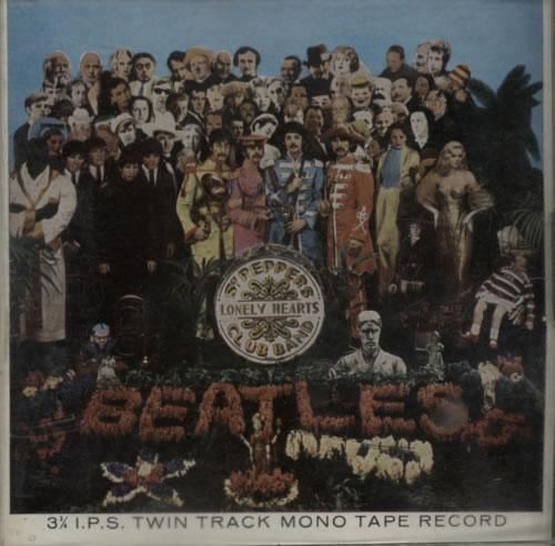 BEATLES, THE - Sgt Pepper's - Jewel Case - Mono - Autres