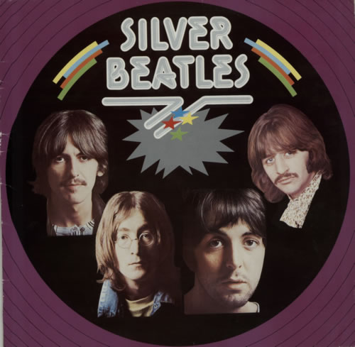 BEATLES, THE - Silver Beatles - 12 inch 33 rpm