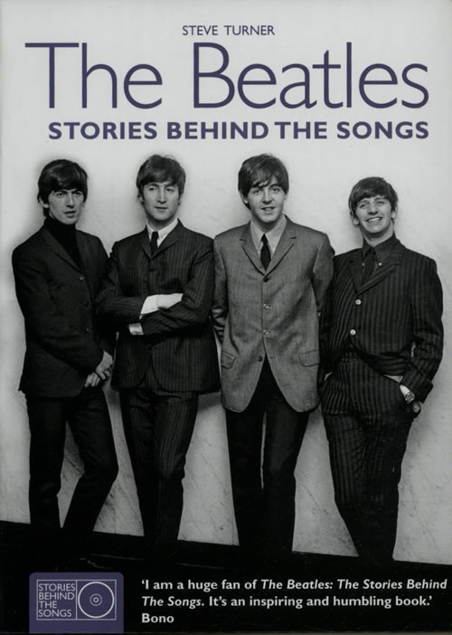 BEATLES, THE - Stories Behind The Songs - Livre