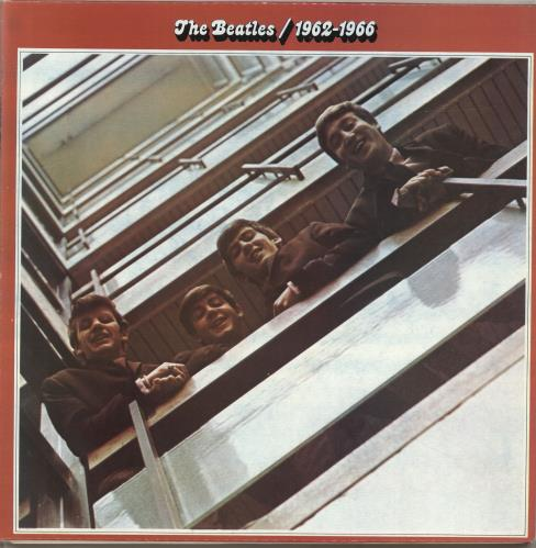 BEATLES, THE - The Beatles / 1962-1970 - 80s Barcoded - 12 inch 33 rpm