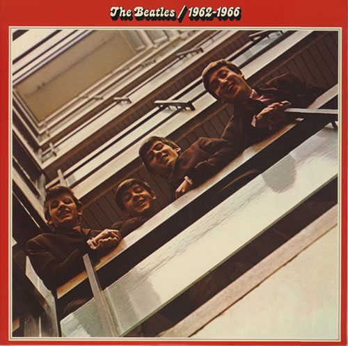 Beatles, The The Beatles / 1962-1966 - 1st - EX