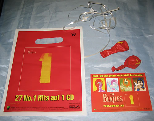 BEATLES, THE - The Beatles 1 Party Pack - Others