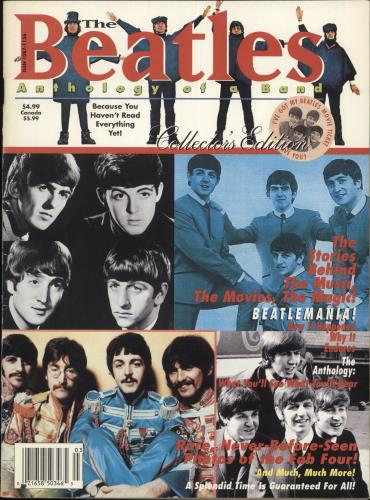 BEATLES, THE - The Beatles Anthology of a Band - collectors edtiion - Others