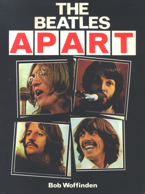 BEATLES, THE - The Beatles Apart - Book