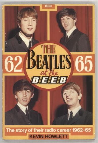 BEATLES, THE - The Beatles At The Beeb 1962-65 - Livre