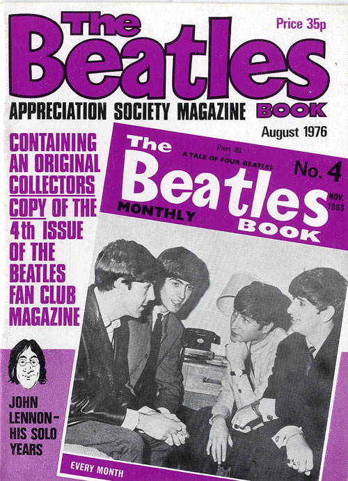 BEATLES, THE - The Beatles Book No. 04 - 2nd - Others