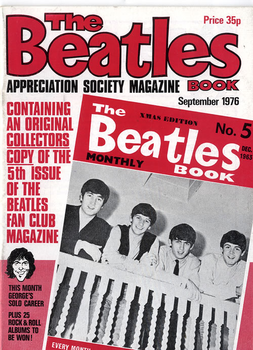 BEATLES, THE - The Beatles Book No. 05 - 2nd - Autres