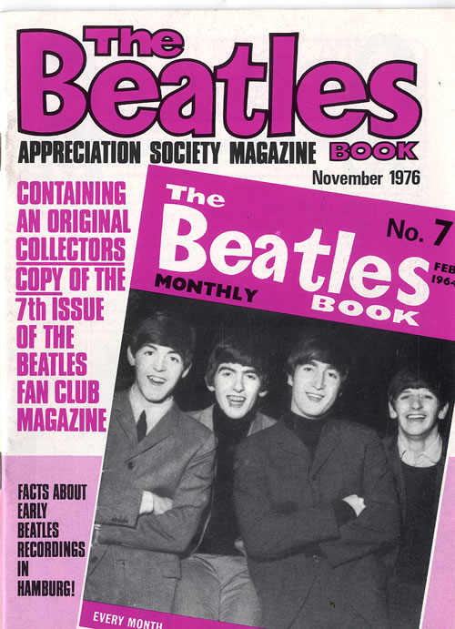 BEATLES, THE - The Beatles Book No. 07 - 2nd - Others