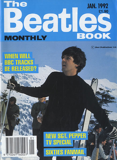 BEATLES, THE - The Beatles Book No. 189 - Others