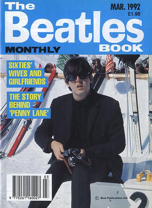 BEATLES, THE - The Beatles Book No. 191 - Autres