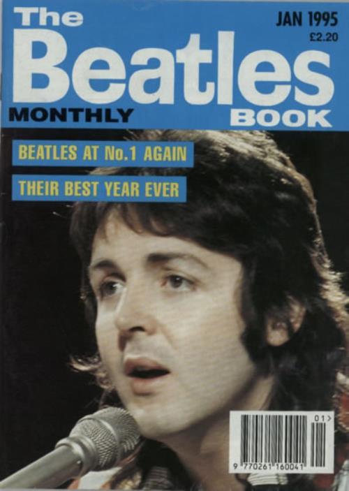 BEATLES, THE - The Beatles Book No. 225 - Autres
