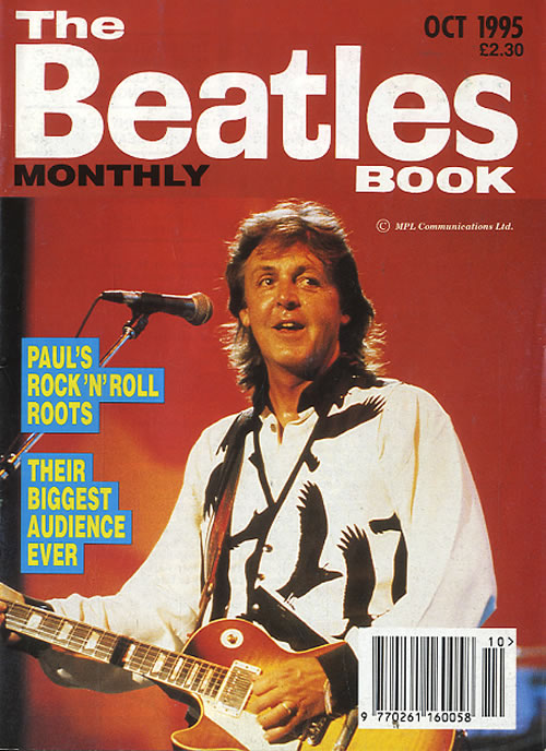 BEATLES, THE - The Beatles Book No. 234 - Others