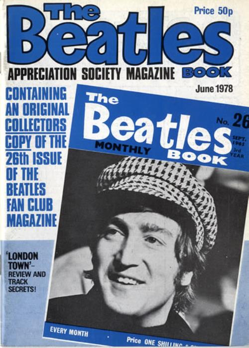 BEATLES, THE - The Beatles Book No. 26 - 2nd - Autres