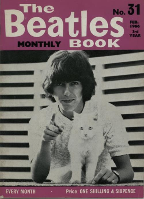 BEATLES, THE - The Beatles Book No. 31 - Autres
