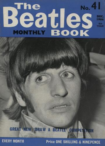 BEATLES, THE - The Beatles Book No. 41 - 1st - Autres
