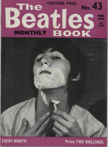 BEATLES, THE - The Beatles Book No. 43 - 1st - Autres