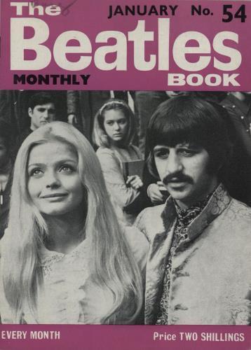 BEATLES, THE - The Beatles Book No. 54 - Autres