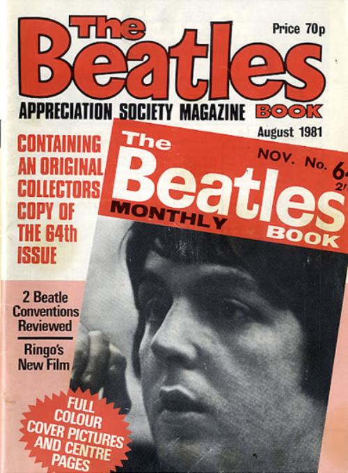 BEATLES, THE - The Beatles Book No. 64 - 2nd - Autres