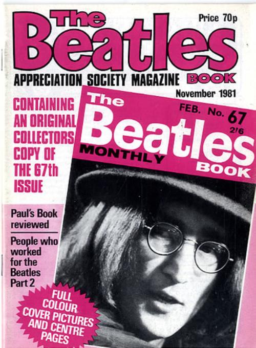 BEATLES, THE - The Beatles Book No. 67 - 2nd - Others