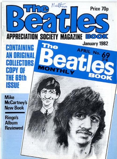 BEATLES, THE - The Beatles Book No. 69 - 2nd - Others