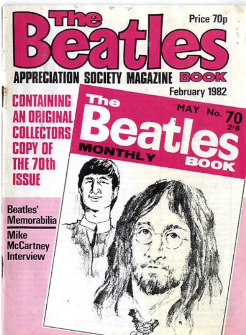 BEATLES, THE - The Beatles Book No. 70 - 2nd - Others