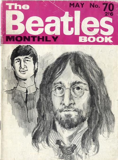BEATLES, THE - The Beatles Book No. 70 - Autres
