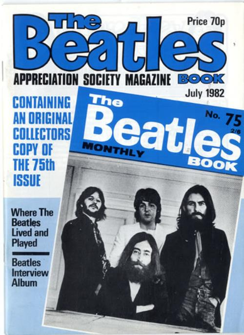 BEATLES, THE - The Beatles Book No. 75 - 2nd - Others