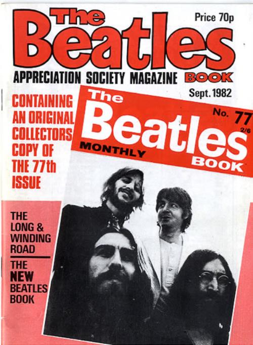 BEATLES, THE - The Beatles Book No. 77 - 2nd - Others