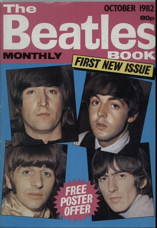 BEATLES, THE - The Beatles Book No. 78 - Others