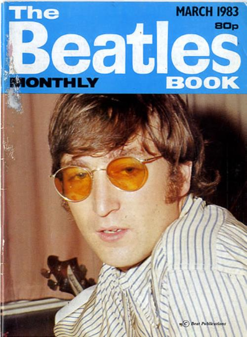 BEATLES, THE - The Beatles Book No. 83 - Autres