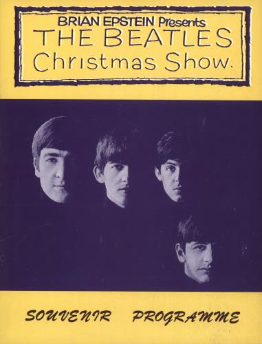 BEATLES, THE - The Beatles Christmas Show - Autres