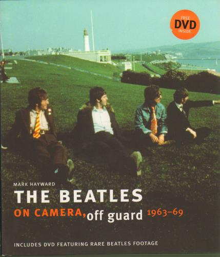 BEATLES, THE - The Beatles: On Camera, Off Guard 1963-69 - Livre