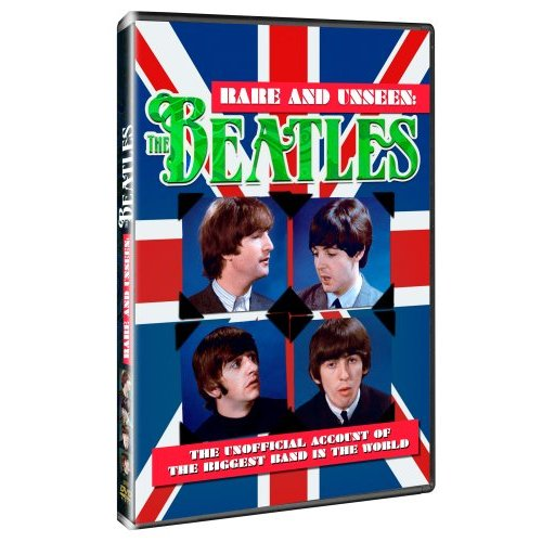 BEATLES, THE - The Beatles: Rare And Unseen - DVD