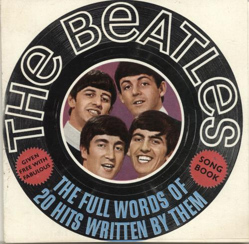 BEATLES, THE - The Beatles Song Book - Autres