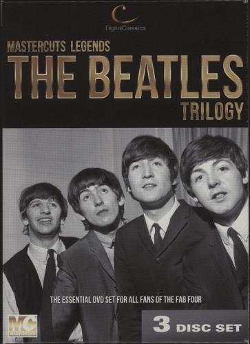 BEATLES, THE - The Beatles Trilogy - DVD