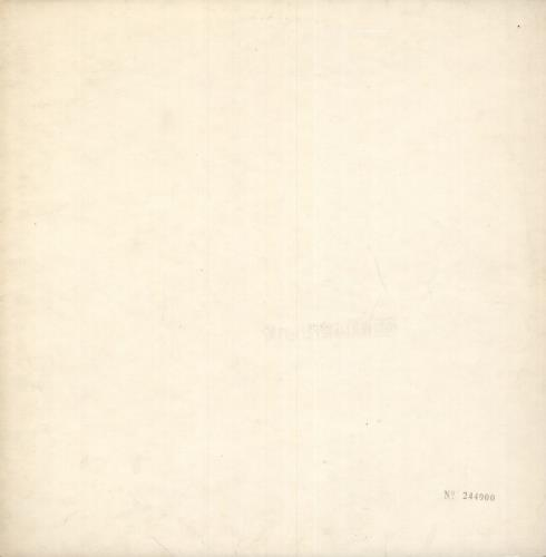 Beatles, The The Beatles [White Album] - 2nd