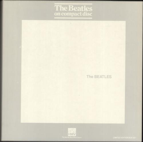 BEATLES, THE - The Beatles [White Album] - Autres