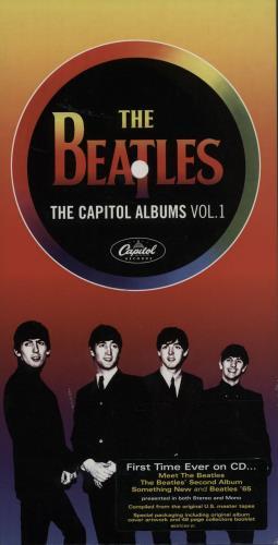 Beatles, The The Capitol Albums Vol.1