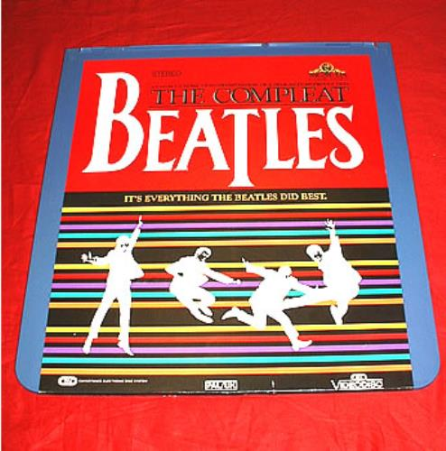 BEATLES, THE - The Compleat Beatles - DVD