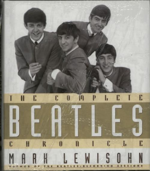 BEATLES, THE - The Complete Beatles Chronicle - Book