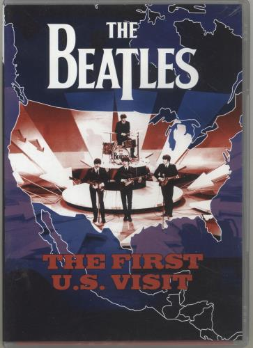 BEATLES, THE - The First U.S Visit - DVD