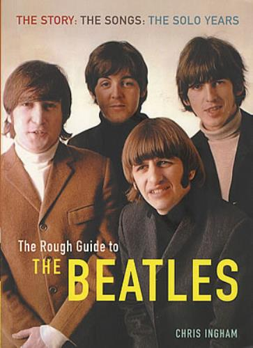 BEATLES, THE - The Rough Guide To The Beatles - Livre