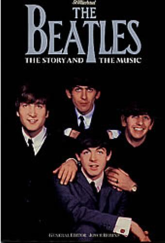 BEATLES, THE - The Story & The Music - Book
