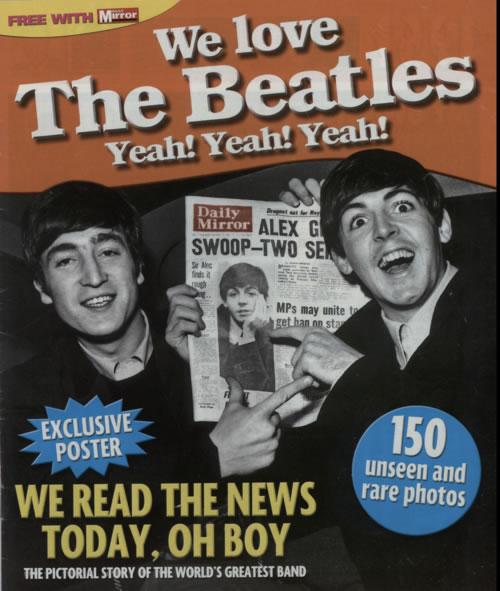 Beatles, The We Love The Beatles - Yeah! Yeah! Yeah!