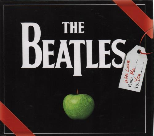 BEATLES, THE - With Love From Me To You - Seasonal Gift Box - Others
