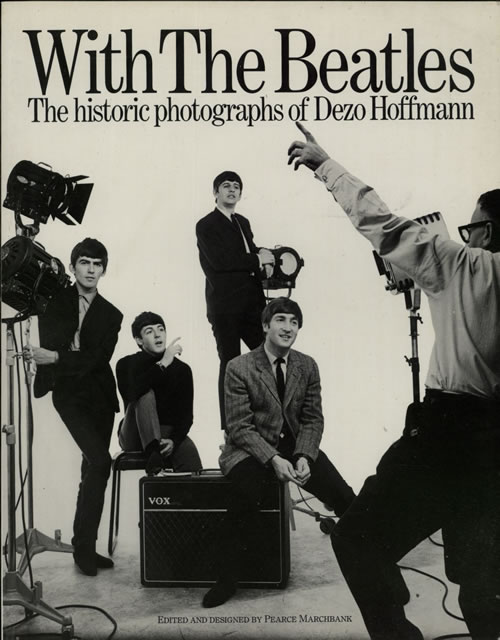 BEATLES, THE - With The Beatles - Book