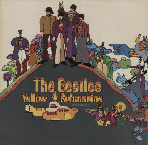 Beatles, The Yellow Submarine - 3rd