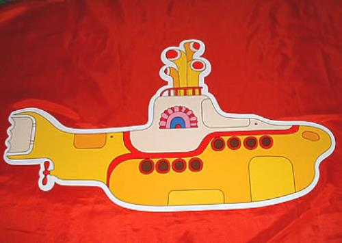 BEATLES, THE - Yellow Submarine - Hanging Mobile - Autres